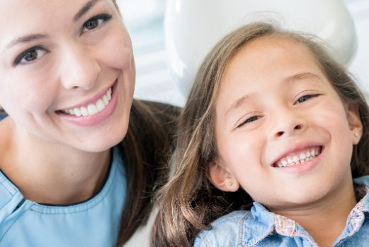 Edmonton Family Dentist, Children's Services